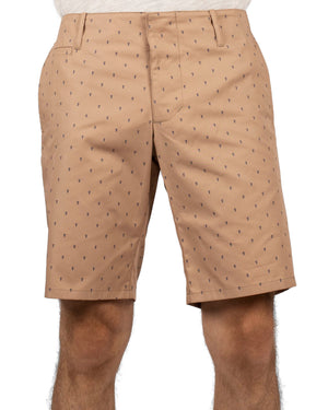 Slim Shorts | Khaki Anchors