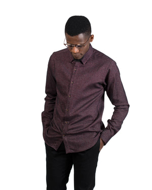 Dylan Shirt | Redwinged Blackbird Flannel