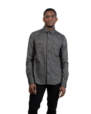 Woodsman Shirt | Soft Walnut Flannel