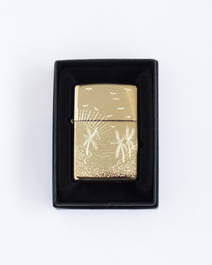 Vices Collection | Brass Beach Lighter