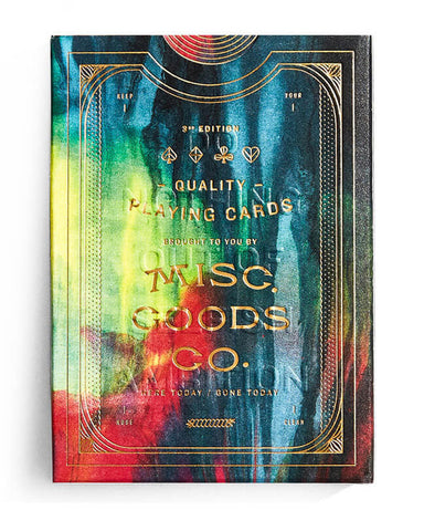 MISC Goods | Playing Cards | Cina