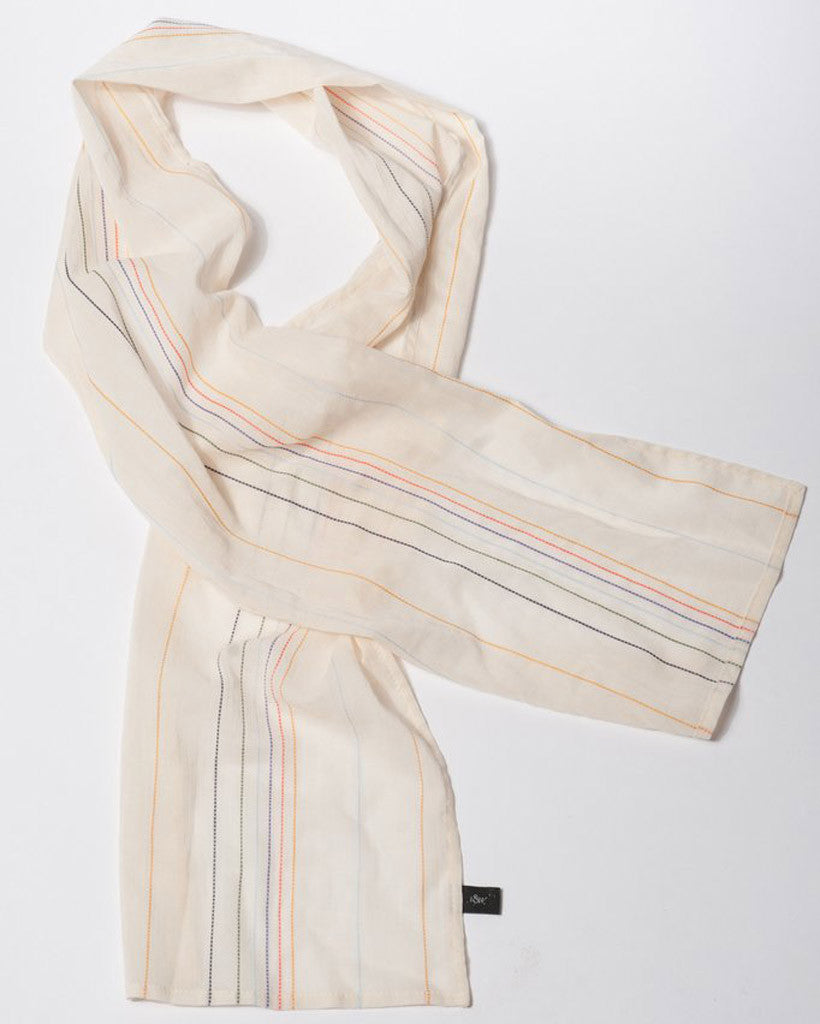 The Summer Scarf | Cream