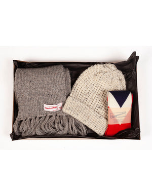 Gift Box 2 | Scarf, Toque, Socks