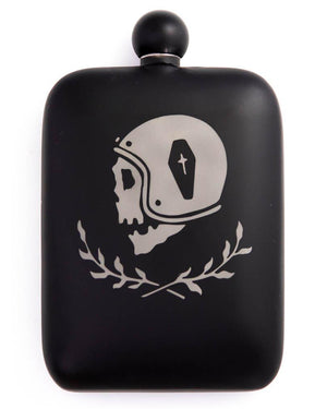 Sneerwell Flask | Grim Grinning Ghost | Front