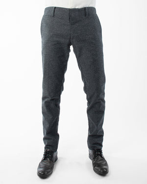 Suit Trousers | Charcoal Fleck