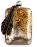 Sneerwell Flask | Eye of Providence Tarnished | Back