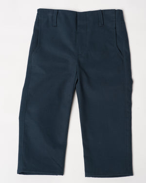 Kids Navy Pants | Hopper Hunter | Front