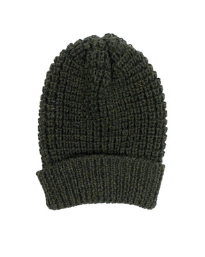 Wool Toque | Loden