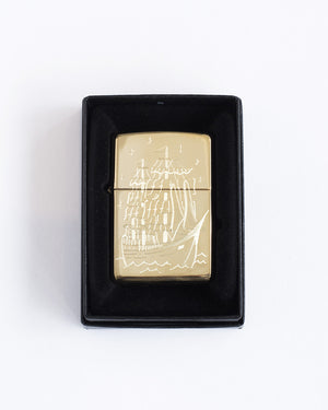 Vices Collection | Brass Tall Ship Lighter