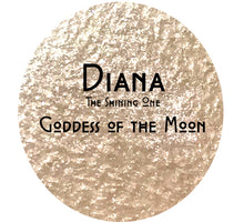 Diana- Goddess of the Moon