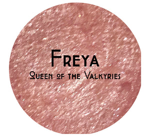 Freya- Queen of Valkyries