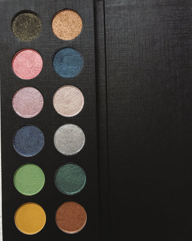 12 Pan Custom Palette