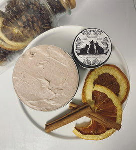 Cocoa Orange Whipped Body Butter