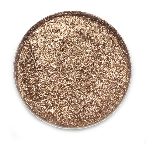 Antique Gold eyeshadow pan