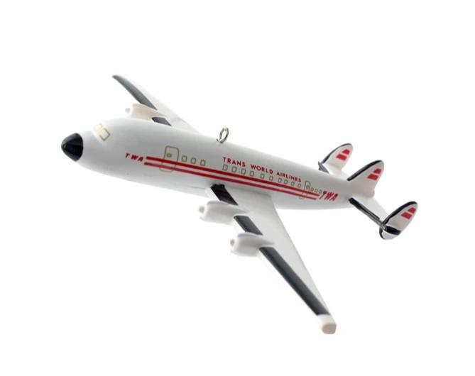 TWA Connie Ornament