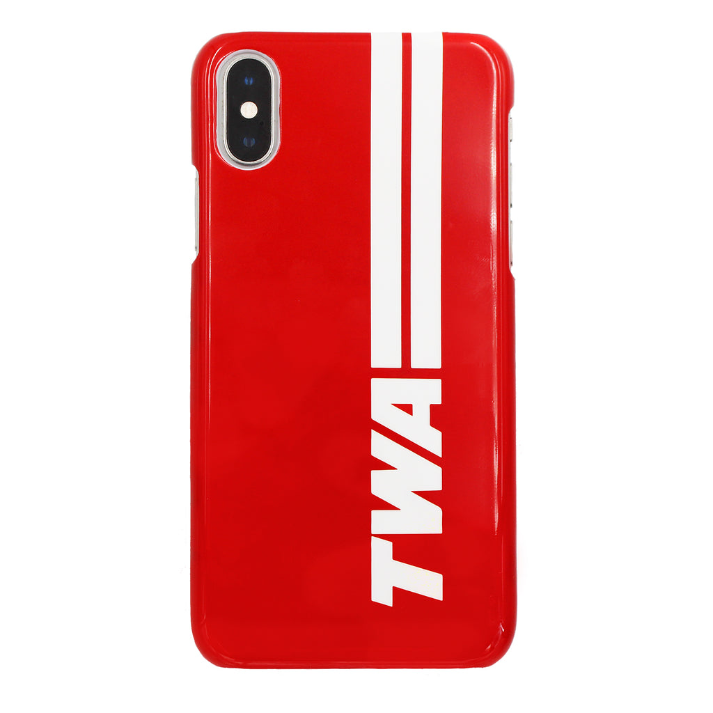 TWA iPhone Case Stripes
