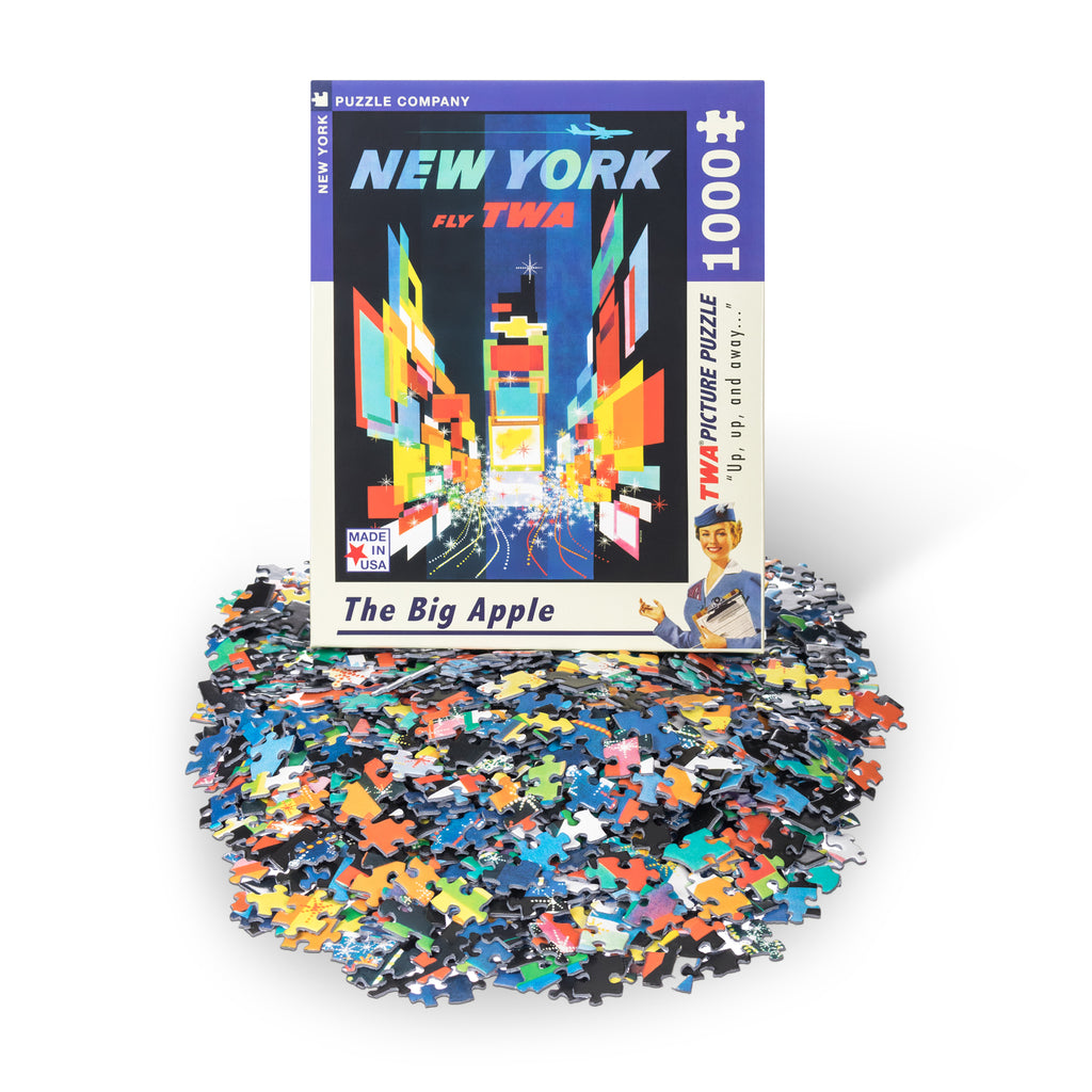 David Klein New York Puzzle