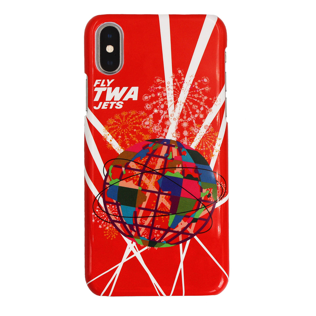 David Klein TWA World's Fair iPhone Case
