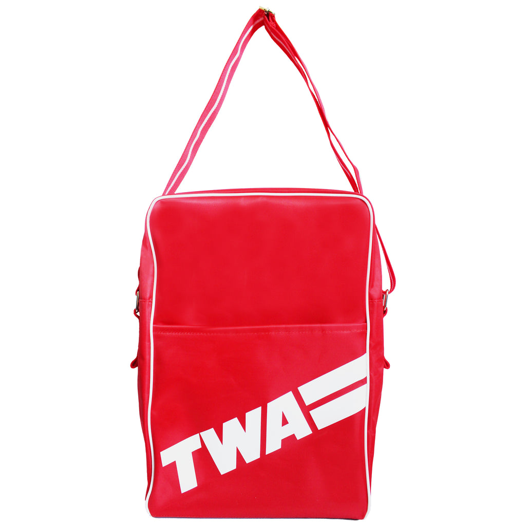 TWA Vintage Flight Bag TWA Shop