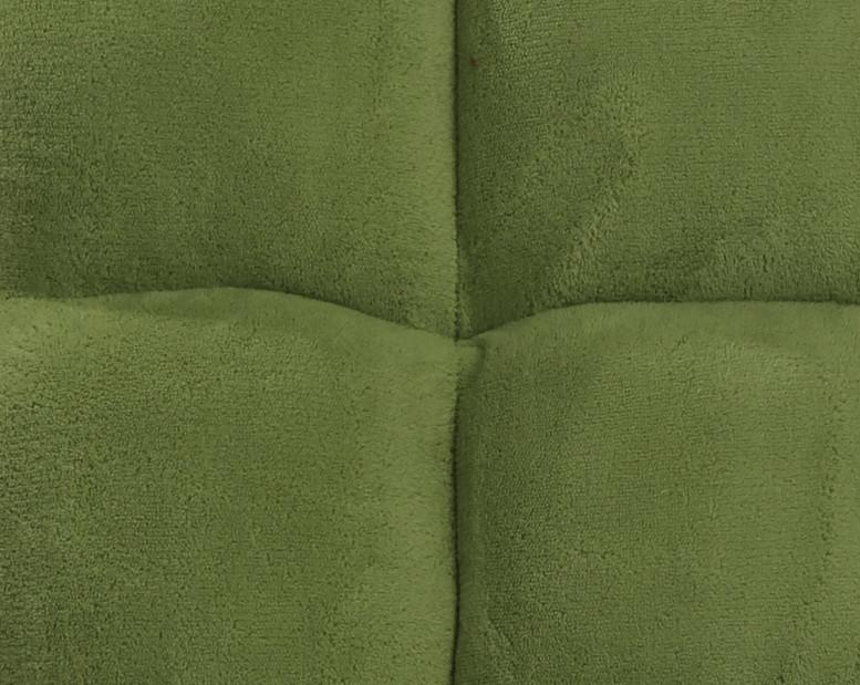 Iconic Home Daphene Adjustable Recliner Rocker Memory Foam Floor Ergonomic Gaming Chair Green
