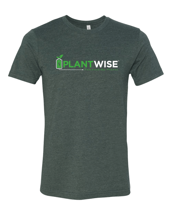 Plant Wise T-Shirt - Green