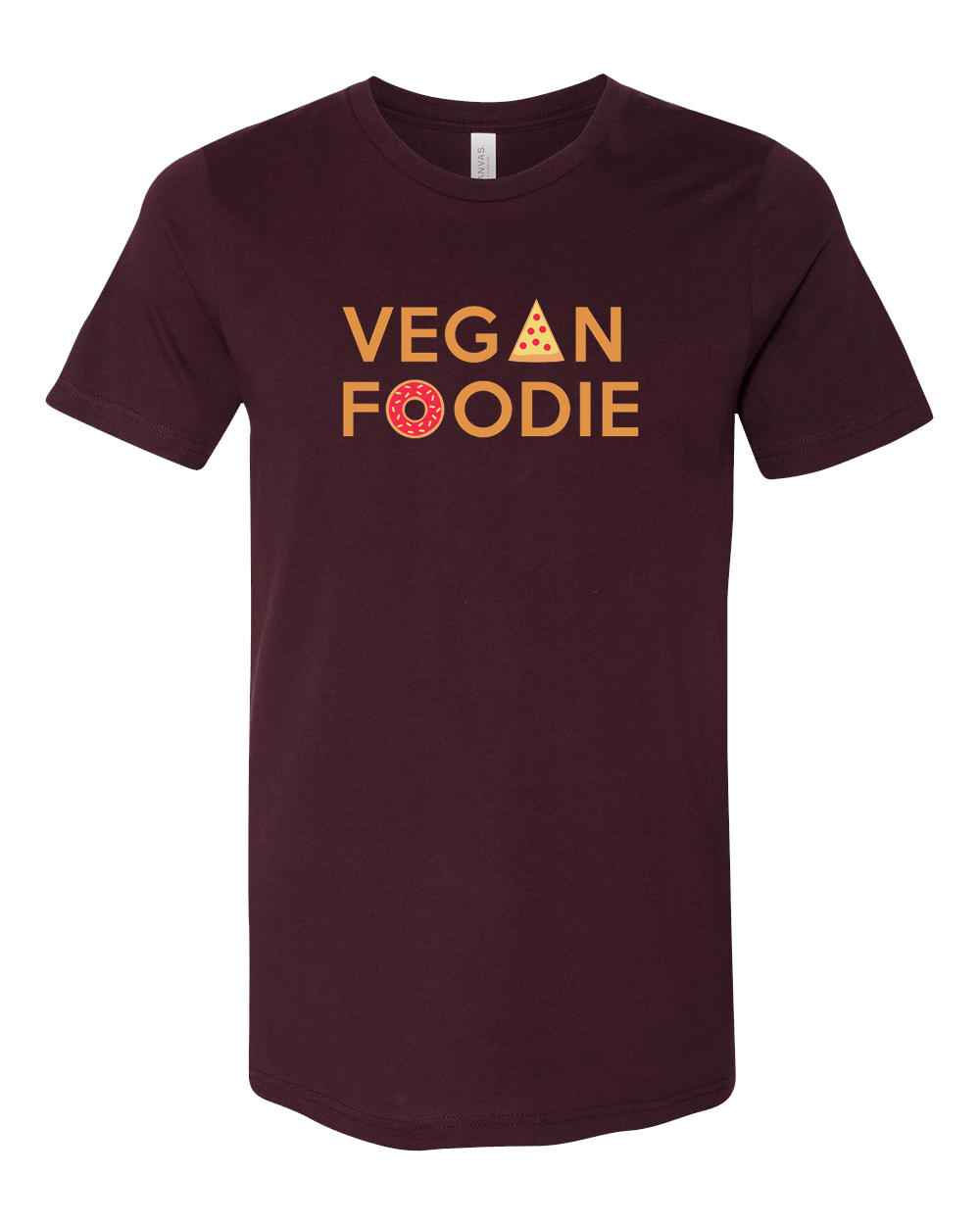 Vegan Foodie T-Shirt