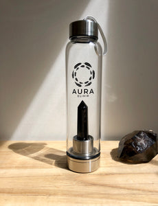 Obsidian Elixir Water Bottle