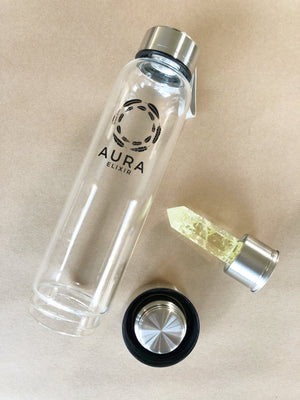 Citrine Elixir Water Bottle