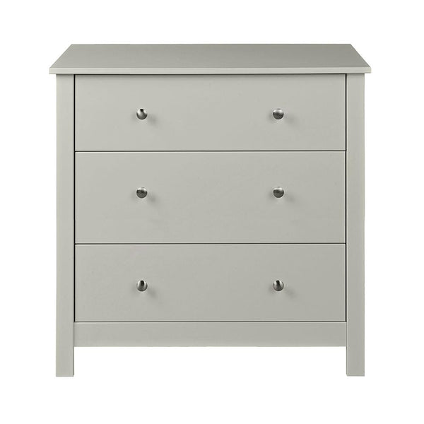 Chest In Soft Grey - Home Affections