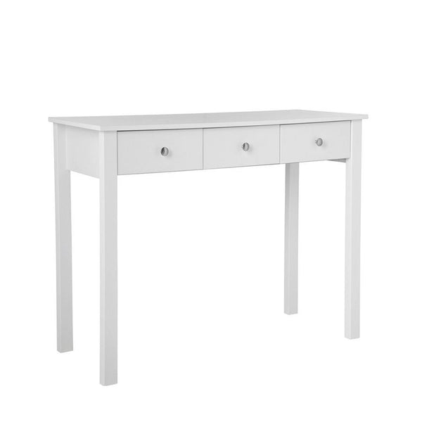 Dressing Table In White - Home Affections