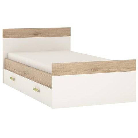 Single Bed With Under Drawer - Home Affections