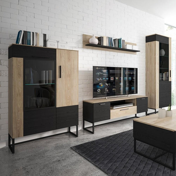 Wide Display Cabinet - Home Affections