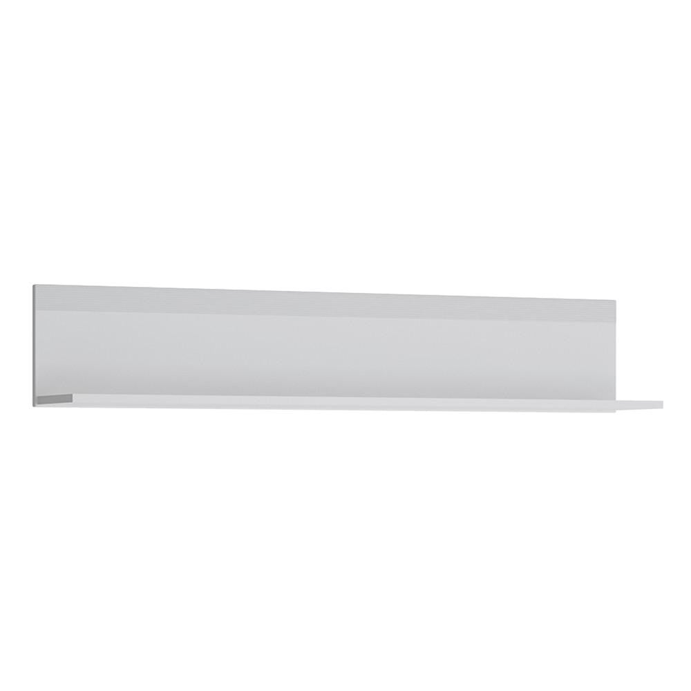 Shelf in Alpine White - Home Affections