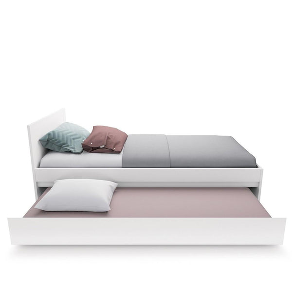 90cm Bed in Alpine White - Home Affections