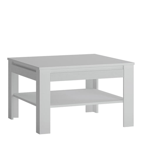 Coffee Table in Alpine White - Home Affections