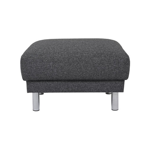 Footstool Antracit - Home Affections