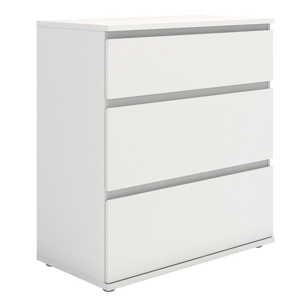 Small Chest In White - Home Affections