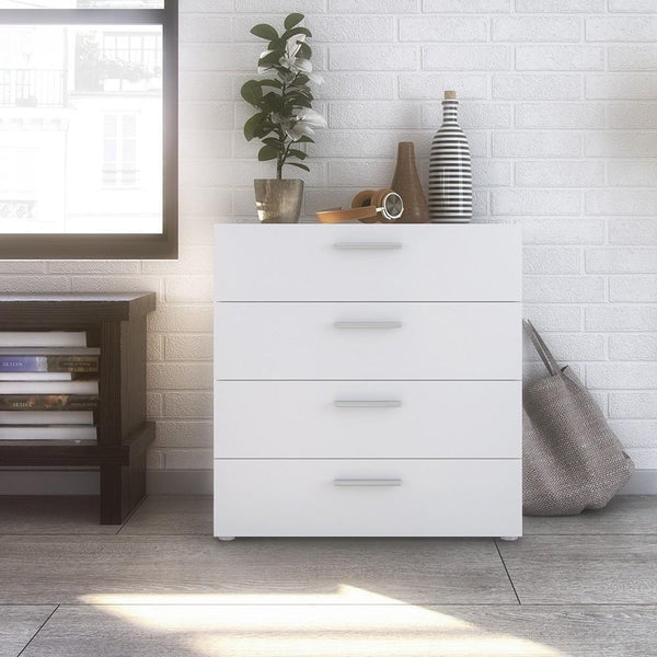 Chest In White - Home Affections