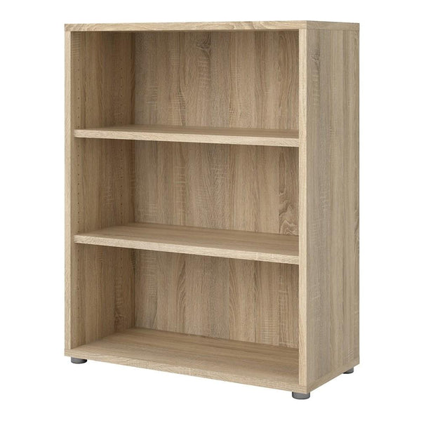 Small Bookcase In Oak - Home Affections