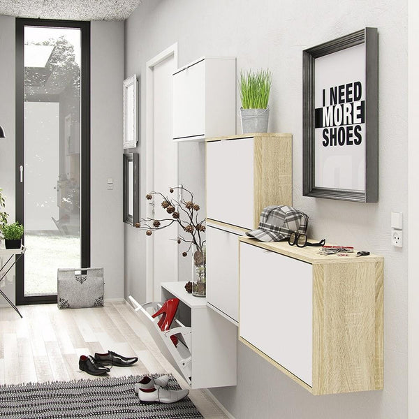 Small Shoe Cabinet - Home Affections