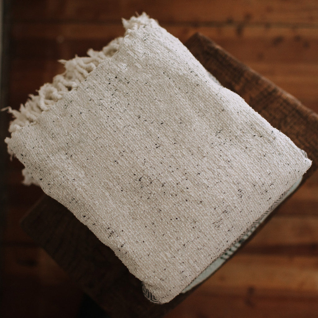 Dalga Speckled Turkish Towel
