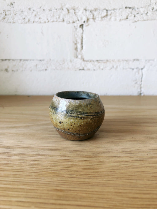 Small Ceramic Glazed Pots
