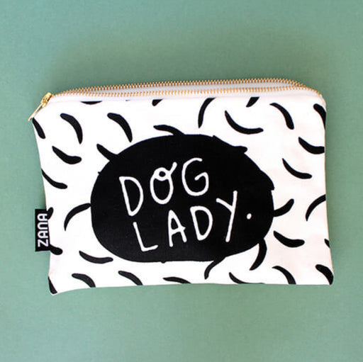 Dog Lady Pouch