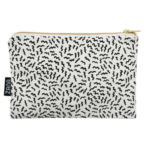 Buzzed Black Small Pouch