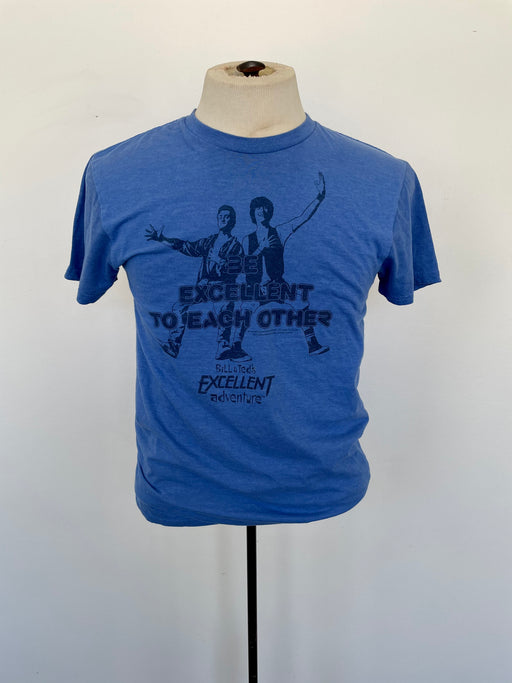 "Vintage ""Bill & Ted's Excellent Adventure"" Graphic Tee"