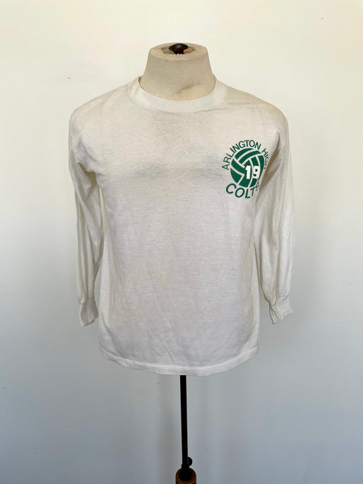"Vintage ""Arlington High Colts"" Long Sleeve Graphic Tee"