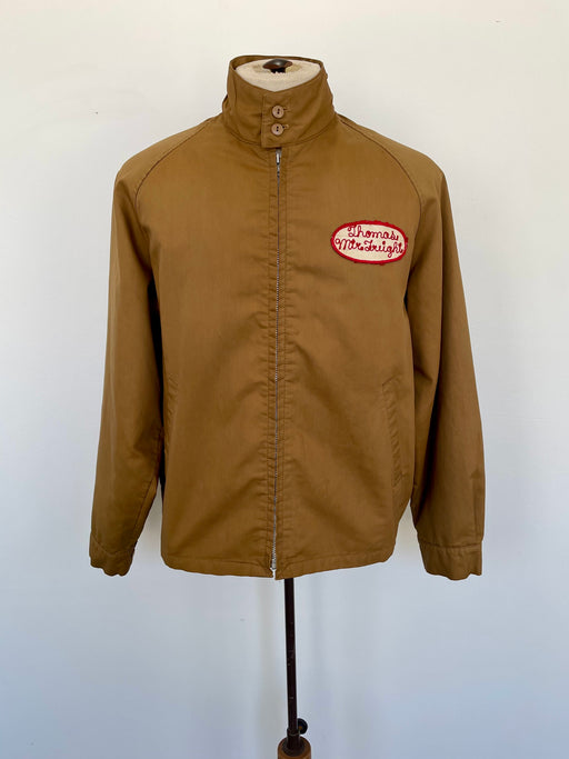 Vintage Brown Pacific Trail Jacket