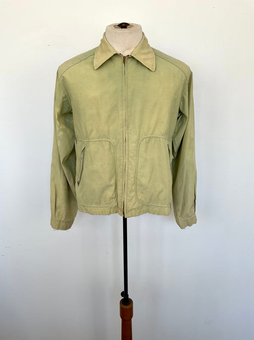 50's McGregor Light Green Jacket