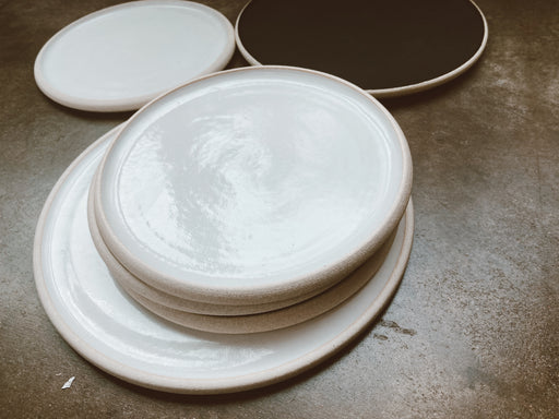 Thick Ceramic Plate
