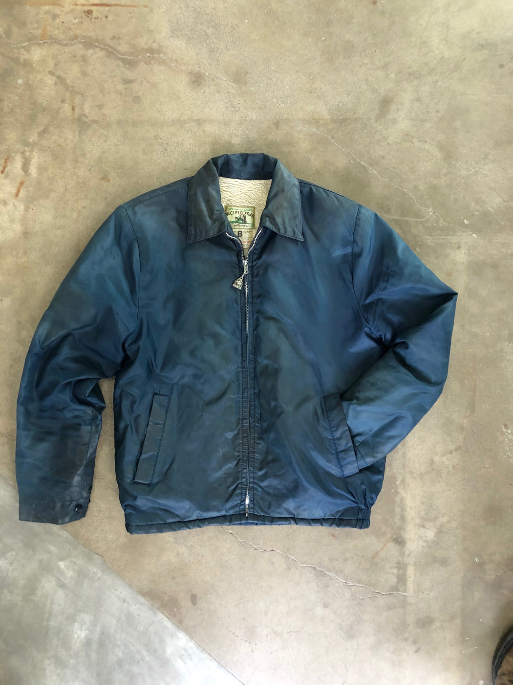 Pacific Trail Vintage Bomber